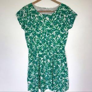 GAP Green Zoe Dress Size Medium